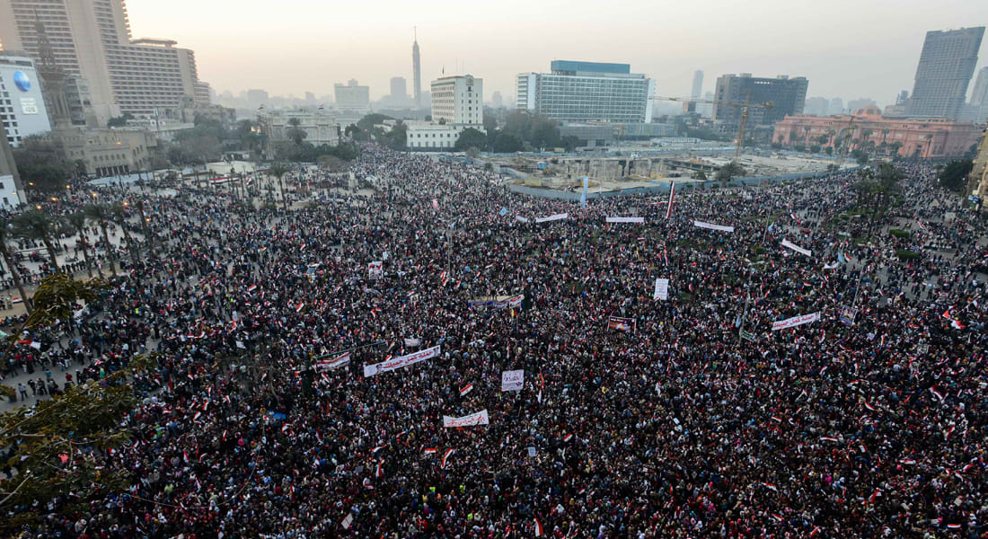 الأمن المصري يعلن مقتل 3 أشخاص بمواجهات مسلحة جنوب القاهرة بذكرى 25 يناير