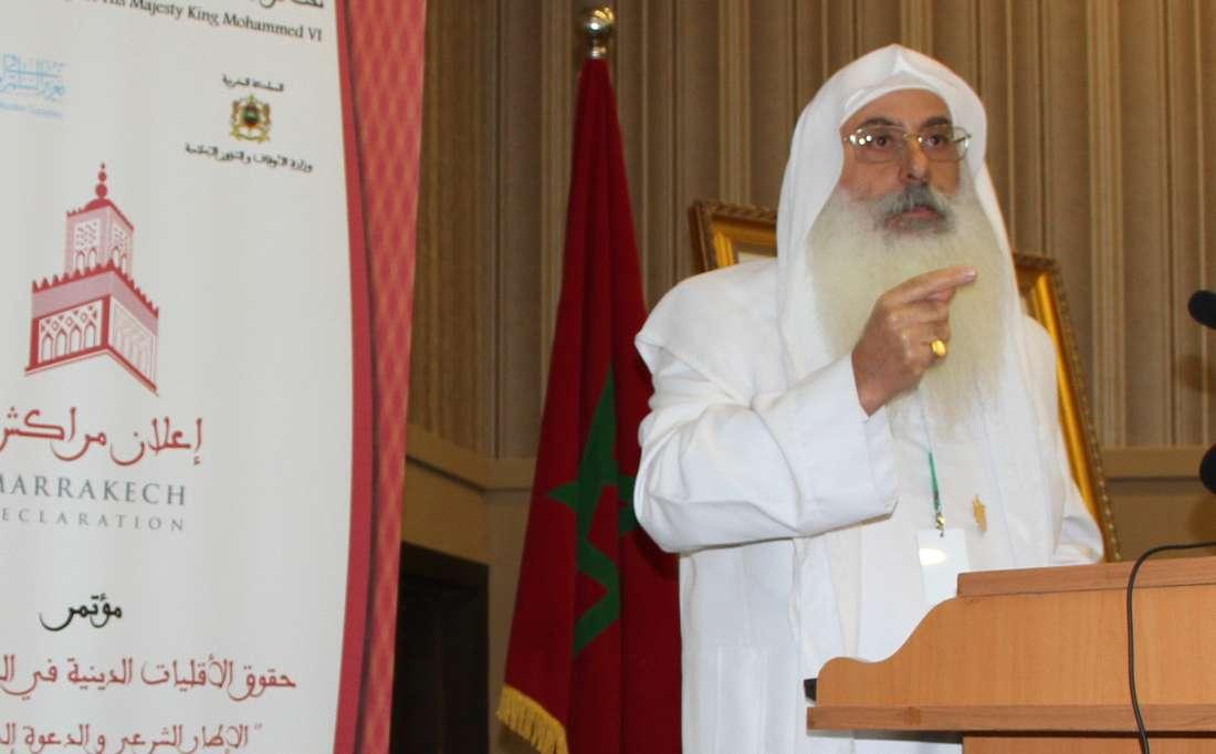 رئيس الصابئة المندائية لـCNN: التنظيمات الإرهابية تهدد استمرار ديانتنا