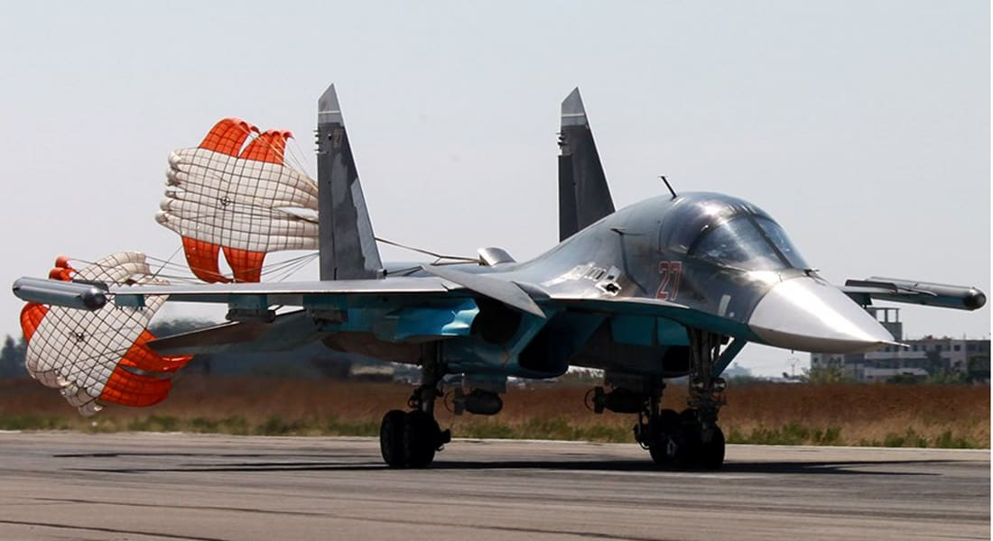 تركيا تعلن عن انتهاك مقاتلة روسية مجالها الجوي.. وموسكو: دعاية لا أساس لها