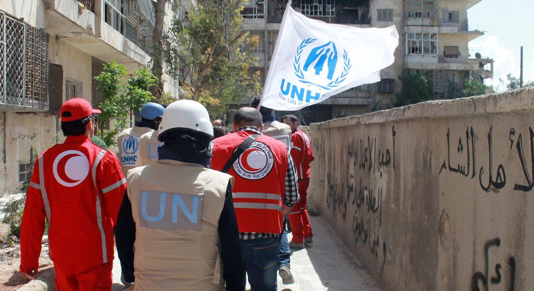 """الأمم المتحدة تعلن """"إعادة جدولة"""" المحادثات مع وفد الحكومة السورية"""