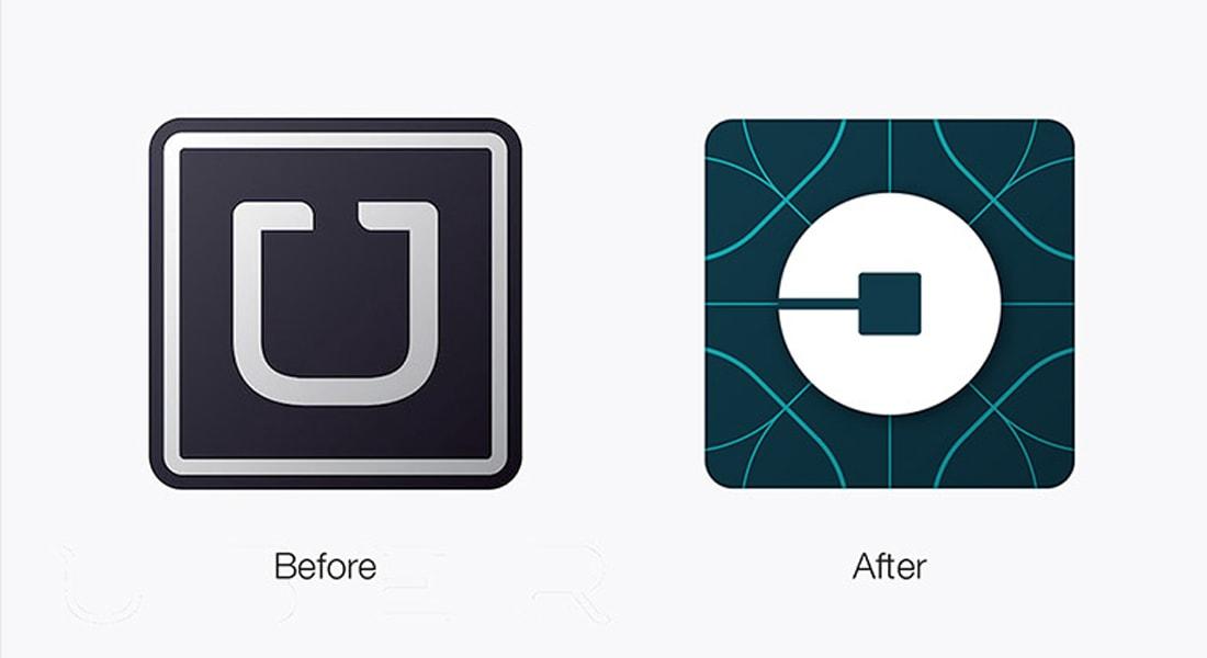 """لماذا لم يعجب شعار """"Uber"""" الجديد مستخدمي الإنترنت؟"""