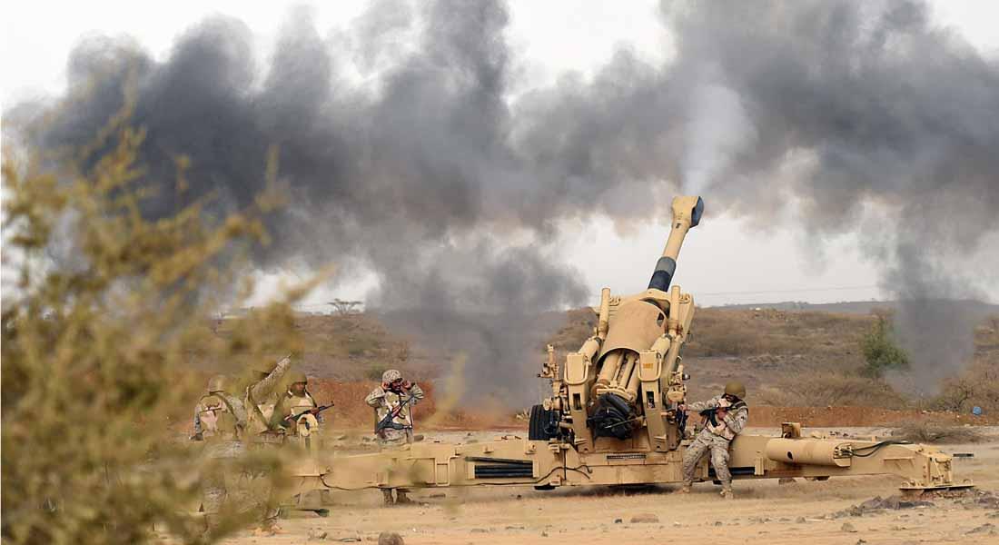 السعودية تعلن مقتل شخص وإصابة 2 في عسير نتيجة سقوط قذائف من اليمن