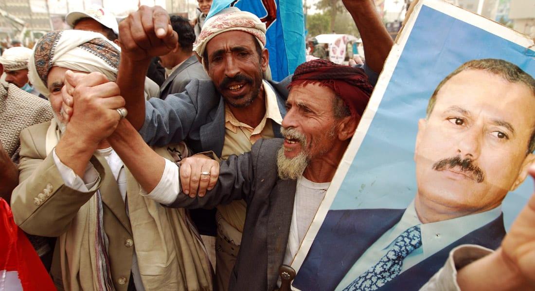 صالح يؤكد امتلاكه أسلحة تكفي للقتال 11 عاما ويهاجم السعودية.. والحوثيون يقابلون القائم بأعمال نظام الأسد