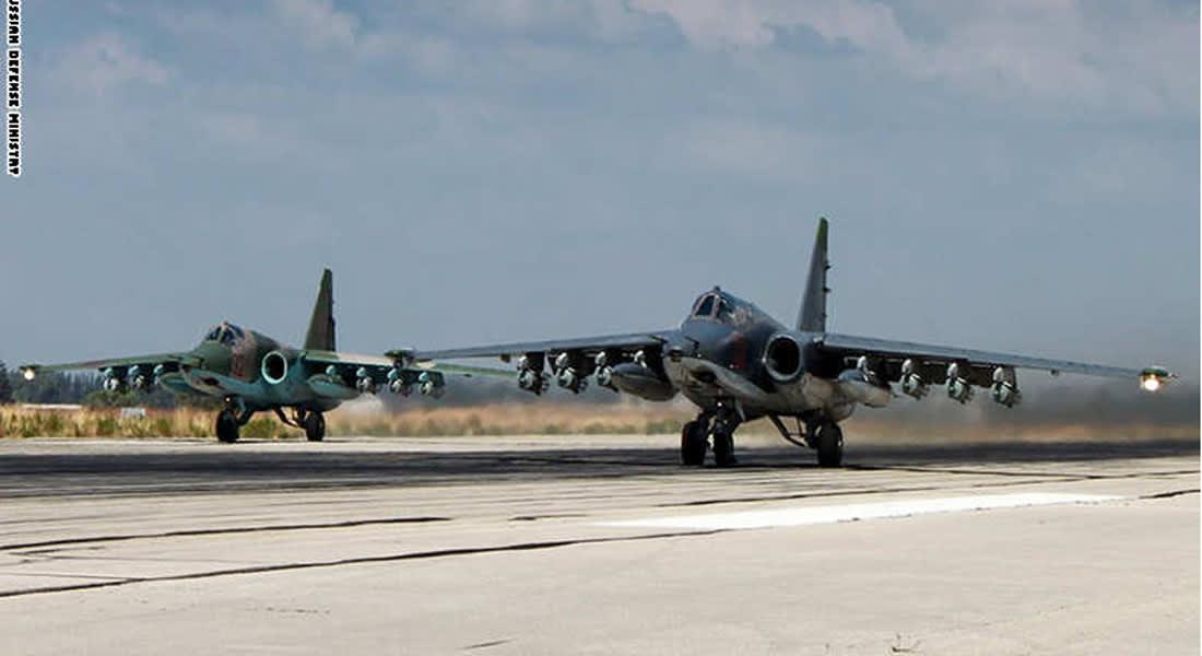 وزارة الدفاع الأمريكية تطالب روسيا بعدم الاقتراب من مواقع عناصرها على الأراضي السورية