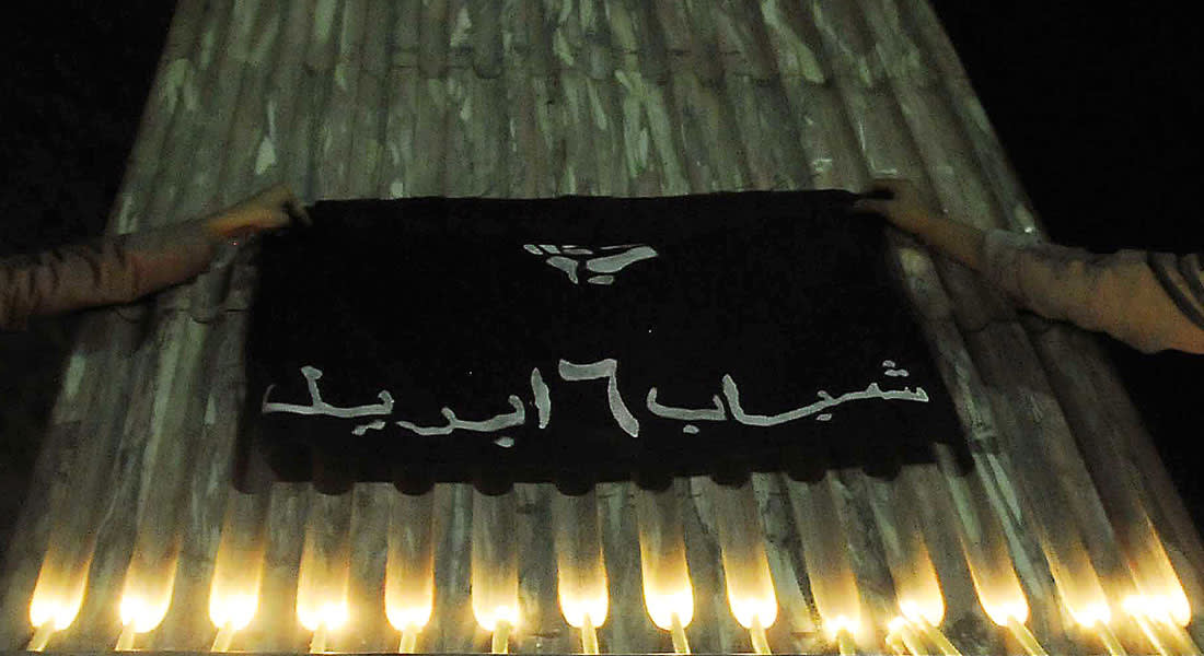 مصر: السجن 3 سنوات بحق منسق حركة 6 أبريل للتظاهر وإثارة الشغب