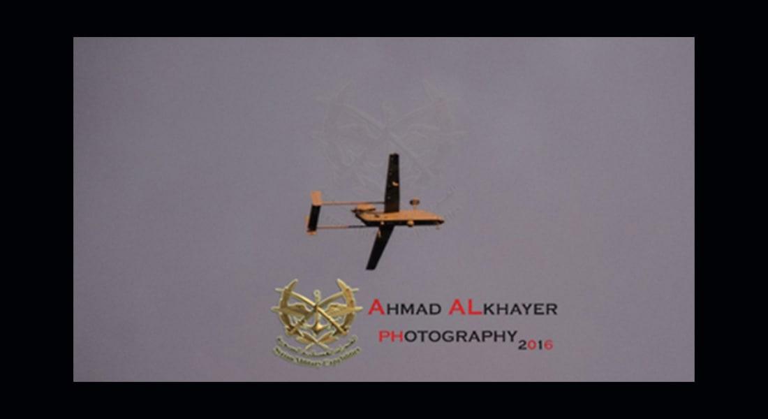 تقارير إسرائيلية: طائرة استطلاع إسرائيلية في خدمة قوات الأسد وروسيا بصراعها مع المعارضة بسوريا