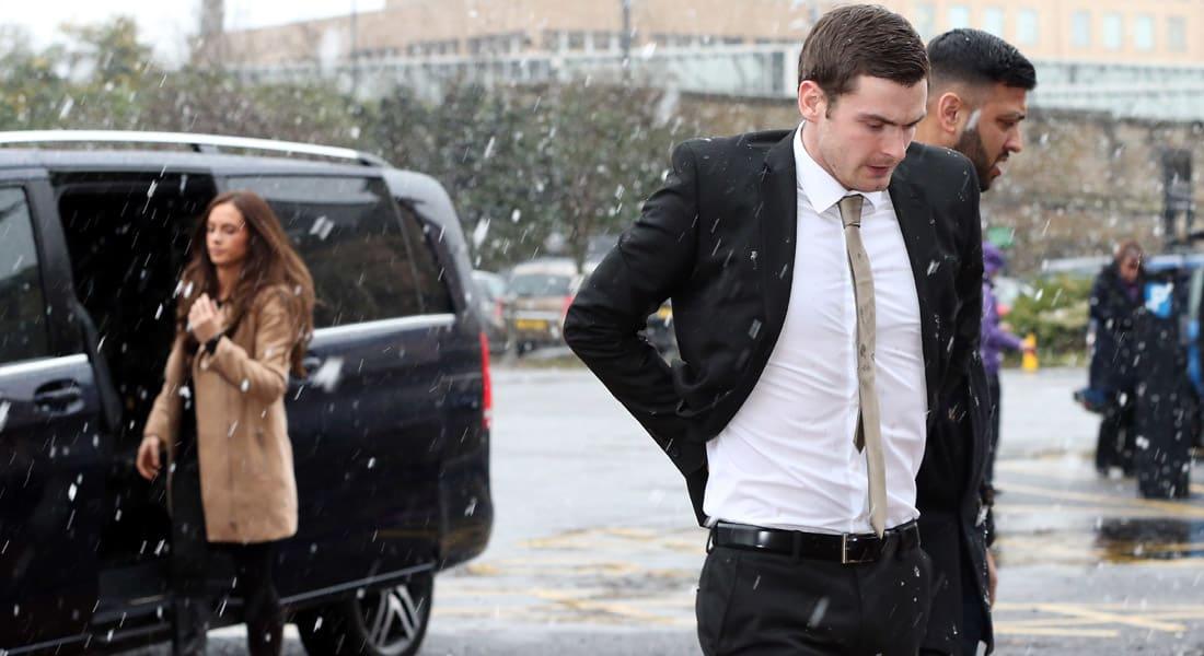 إدانة نجم كرة القدم الإنجليزي آدم جونسون بفعل جنسي مع قاصر