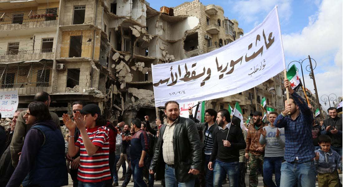 """المرصد السوري: 135 قتيلا في مناطق """"وقف الأعمال العدائية"""" خلال الأسبوع الأول للاتفاق"""