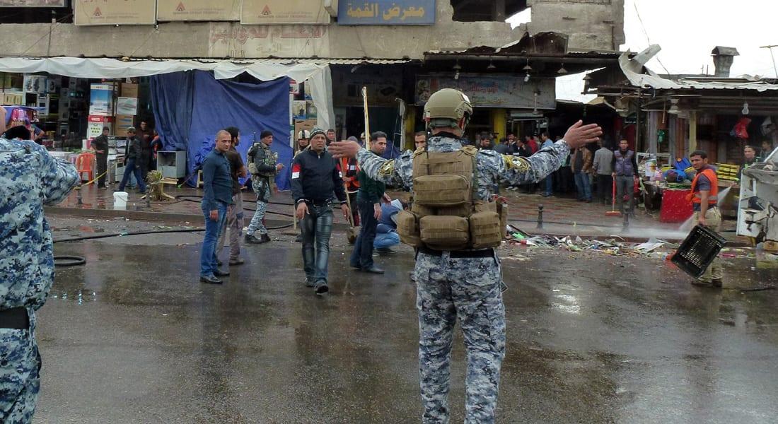 مصدر بالشرطة العراقية: مقتل 24 وجرح 59 بتفجير انتحاري جنوب بغداد