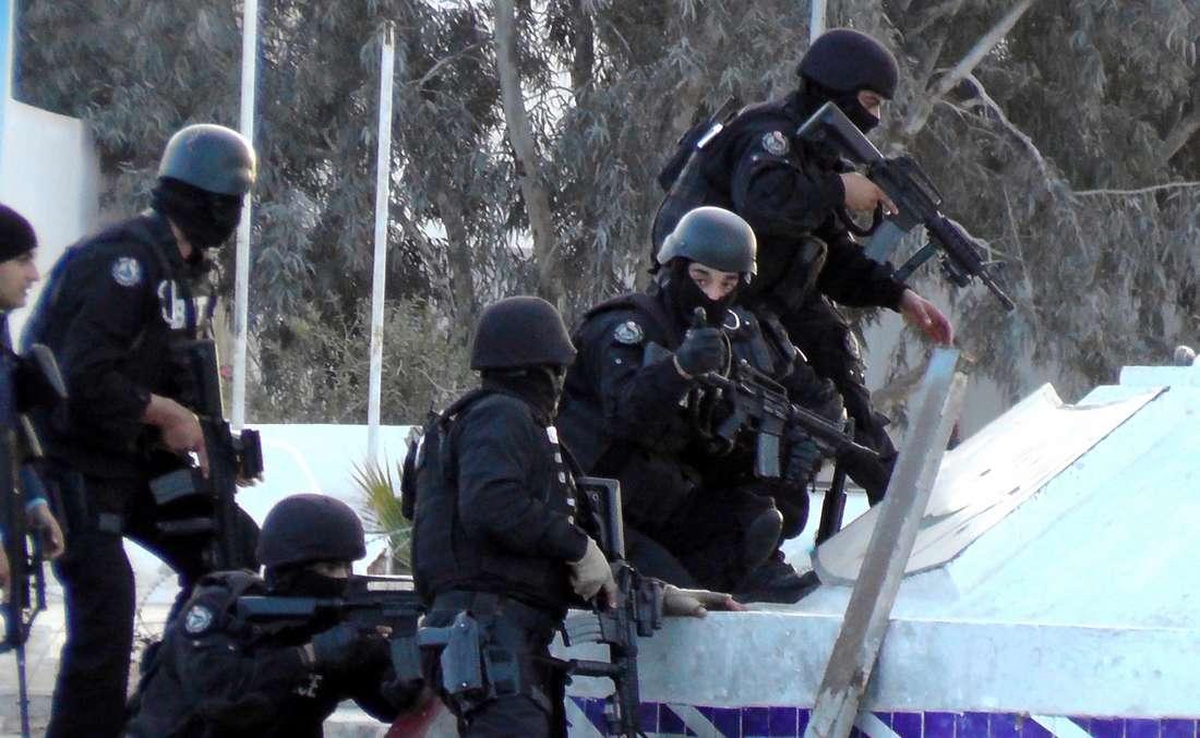 """مصرع 46 """"إرهابيًا"""" و30 مدنيًا وعسكريًا في تونس خلال ثلاثة أيام"""