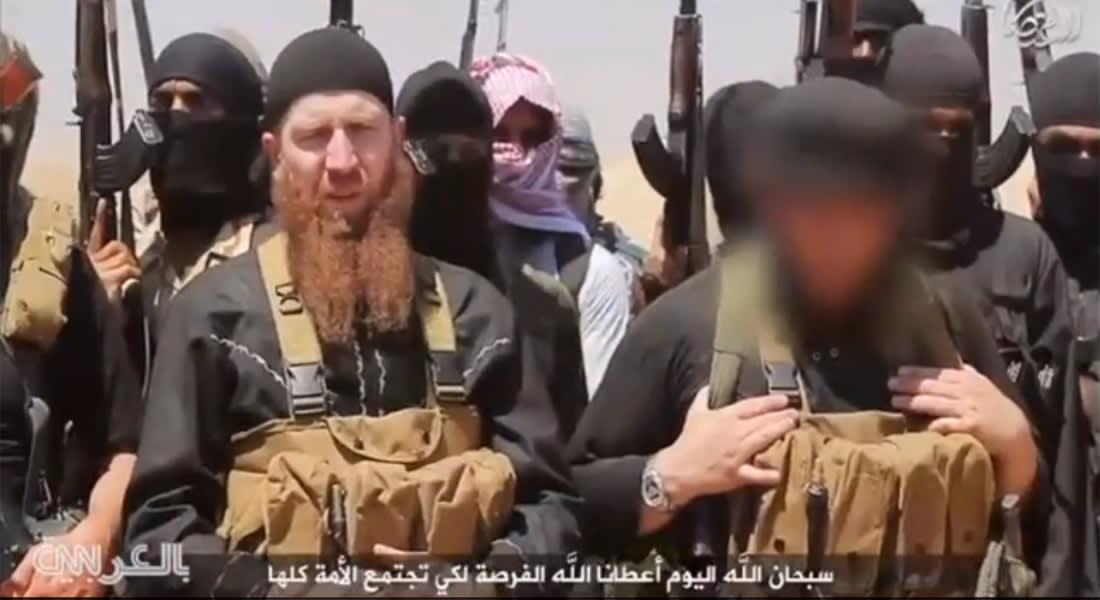 """""""وثائق"""" مسربة تكشف بيانات مقاتلين أجانب في """"داعش"""".. والسعودية وتونس والمغرب ومصر في صدارة القائمة"""