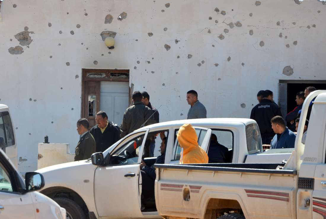 تونس تعلن التعرّف على هويات 22 من منفذي هجوم بن قردان