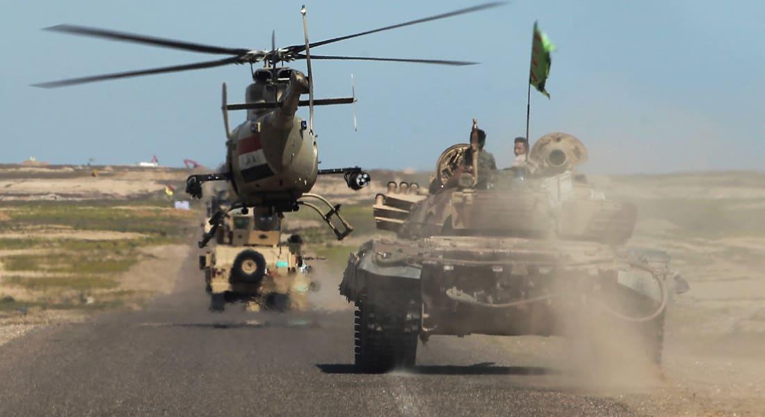 """""""البنتاغون"""": تسليم مسؤول الأسلحة الكيماوية في """"داعش"""" إلى الحكومة العراقية.. وغارات على مواقع للتنظيم"""