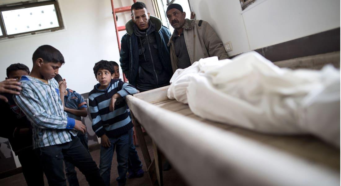 """حماس ترسل وفدا إلى مصر من أجل """"مرحلة جديدة"""".. و""""القسام"""" تتوعد بالثأر لدماء الأطفال بعد غارات إسرائيلية"""