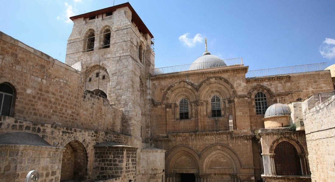 توقيع اتفاق لترميم قبر المسيح في القدس بالتعاون مع حكومة اليونان.. والبطريرك ثيوفيلوس: سابقة تاريخية
