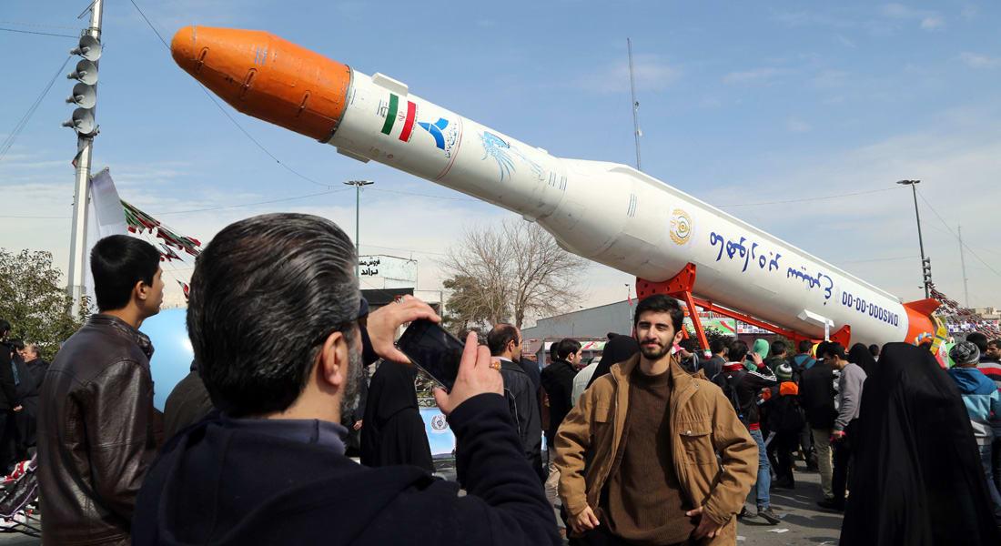 إيران تجرّب صواريخها الباليستية... وأمريكا ترد: الصواريخ تخرق قرارات مجلس الأمن لا الاتفاق النووي