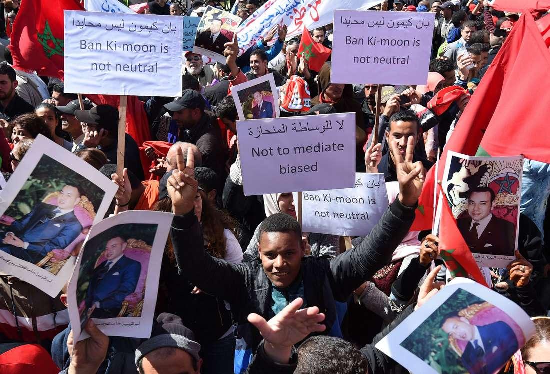ردًا على بان كي مون.. المغرب يقلّص حضور بعثة المينورسو ويلغي مساهمته في عملها