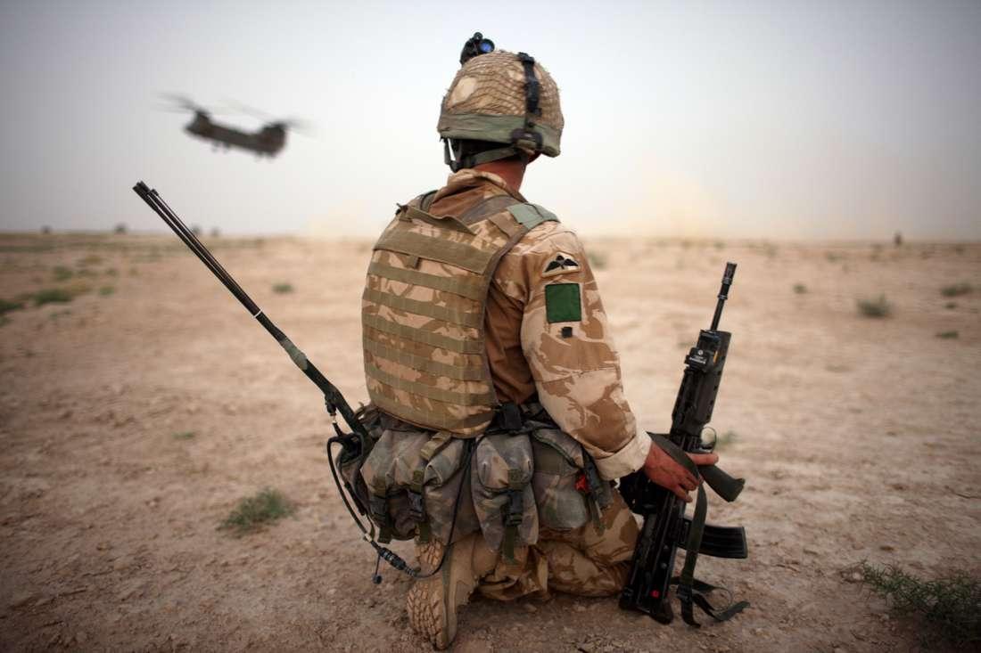 بريطانيا تنفي معلومات لجنة برلمانية حول تدخل عسكري وشيك في ليبيا