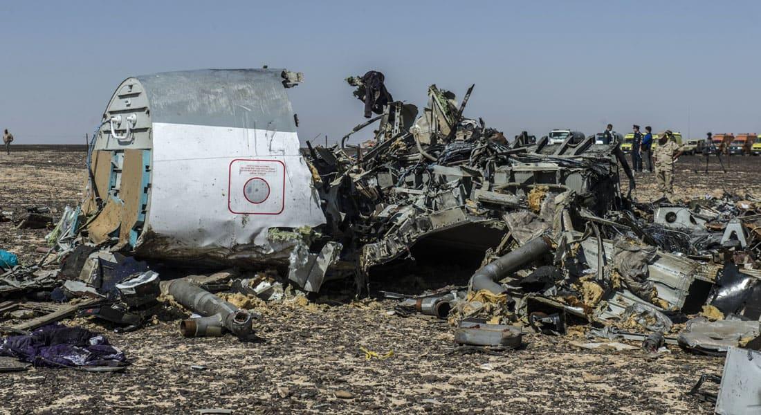 """لجنة التحقيق المصرية في """"الطائرة الروسية"""": تسلمنا تقريرا من موسكو يحمل """"إثارة للشبهة الجنائية"""".. وسنواصل الفحص"""