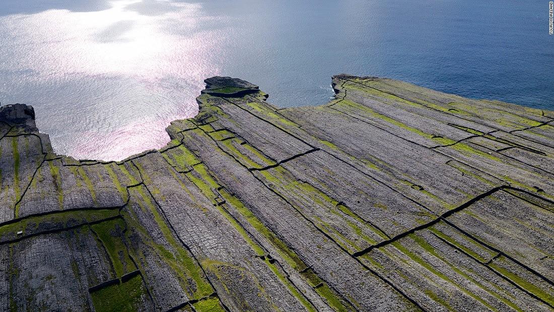هل تصدّق أن هذه الصور حقيقية؟ تعرّف إلى سحر أيرلندا