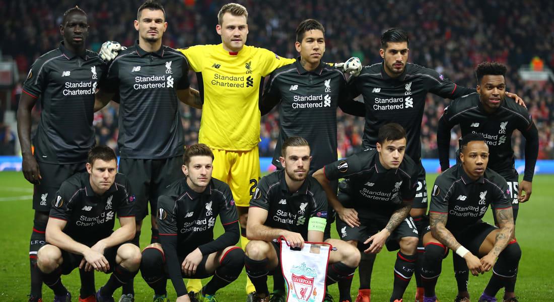 ليفربول يثبت علو كعبه أوروبيا ويقصي مانشستر يونايتد من الدوري الأوروبي