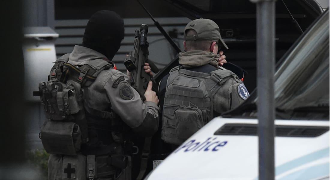 انتهاء مطاردة صلاح عبدالسلام بإصابته واعتقاله في بلجيكا بعد 4 أشهر من هجمات باريس