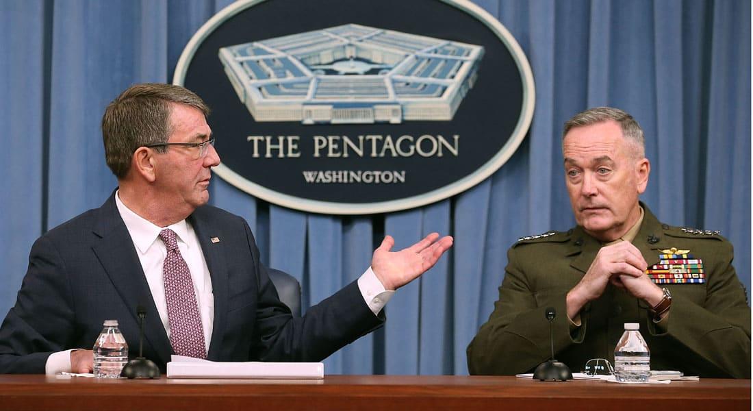 """""""البنتاغون"""" تكشف عن تواجد مجموعة من """"المارينز"""" في العراق بعد مقتل أحد عناصرها على يد """"داعش"""""""