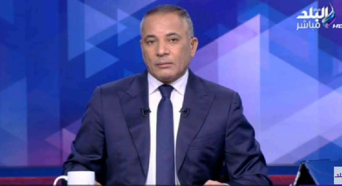 """أحمد موسى بعد فيديو عن """"إشارات غريبة"""" لمرسي: اللي عنده حل """"شفرة"""" تعليمات مرسي من القفص يقوللي"""