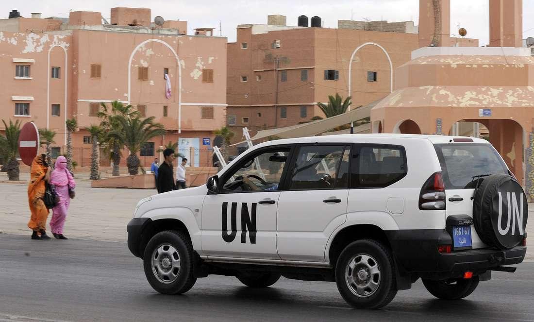 تجدّد التوتر بين الأمم المتحدة والمغرب إثر طلبه إغلاق مكتب عسكري تابع لها بالصحراء الغربية