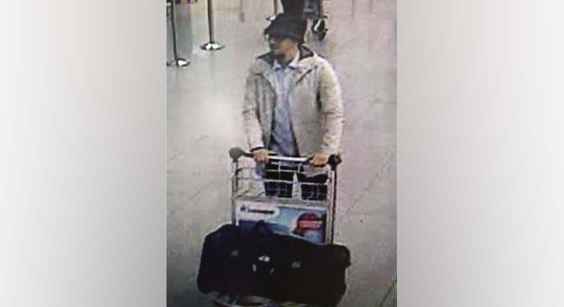 المدعي العام البلجيكي ينشر صورة لمطلوب بتفجيرات المطار في بروكسل