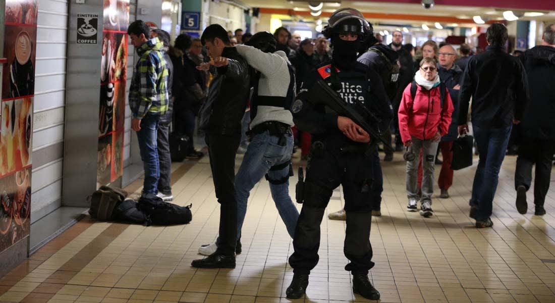 مسؤولان أمريكيان لـCNN: تفجيرات بروكسل متصلة بالشبكة التي نفذت هجمات باريس