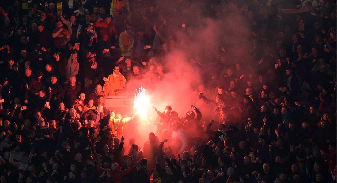 الرياضة والسياسة والحب تجتمع في أهازيج جماهير الأندية العالمية