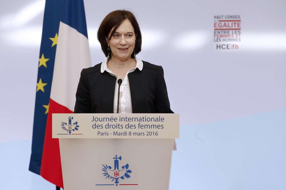 بعدما ربطت النساء المسلمات بالعبودية.. وزيرة حقوق المرأة الفرنسية تتراجع عن كلامها