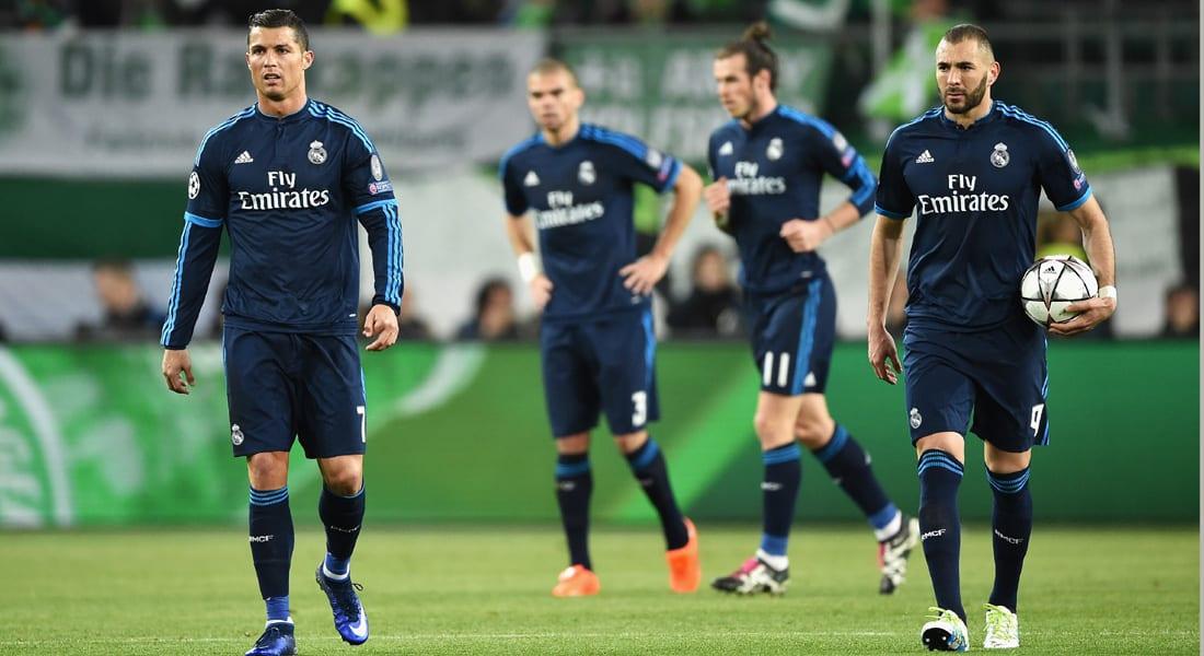 ريال مدريد يغادر فولفسبورغ مهزوما بهدفين.. ومانشستر سيتي يتعادل مع باريس سان جيرمان