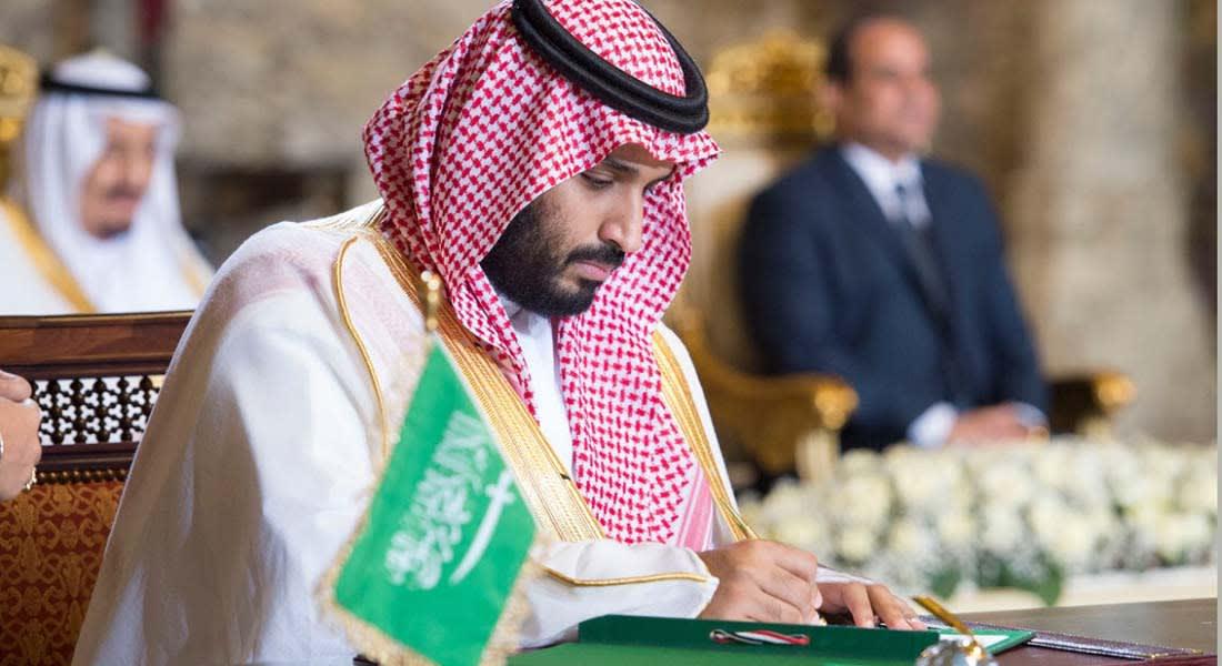 الحكومة المصرية: تيران وصنافير تقعان داخل المياه السعودية.. وتولينا حماية الجزيرتين بطلب الملك عبدالعزيز