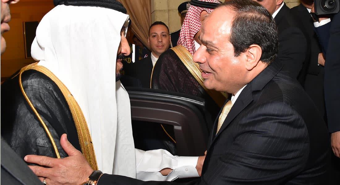 الملك سلمان والسيسي يشهدان توقيع اتفاقيات جديدة بينها صندوق استثمار بـ 60 مليار ريال