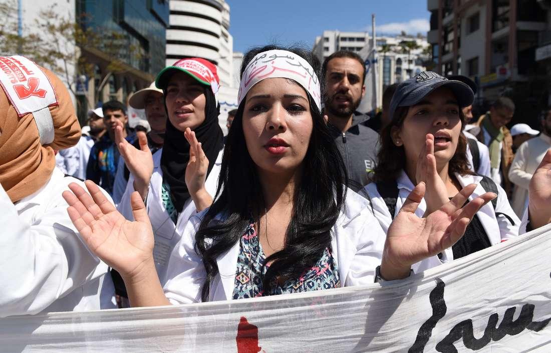 شارك برأيك.. ما هي أفضل المقترحات لحلّ أزمة الأساتذة المتدرّبين بالمغرب؟