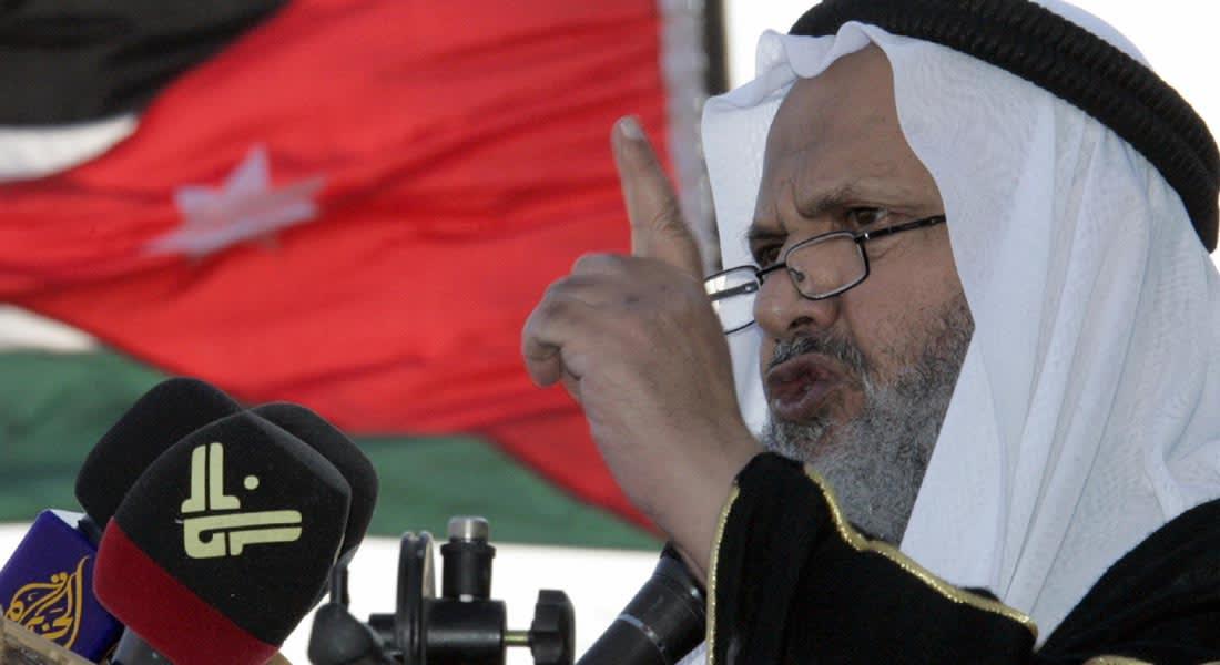 """همام سعيد يدعو إخوان الأردن إلى """"رص الصفوف"""".. ويعتبر إغلاق مقر الجماعة """"هجمة منكرة"""""""