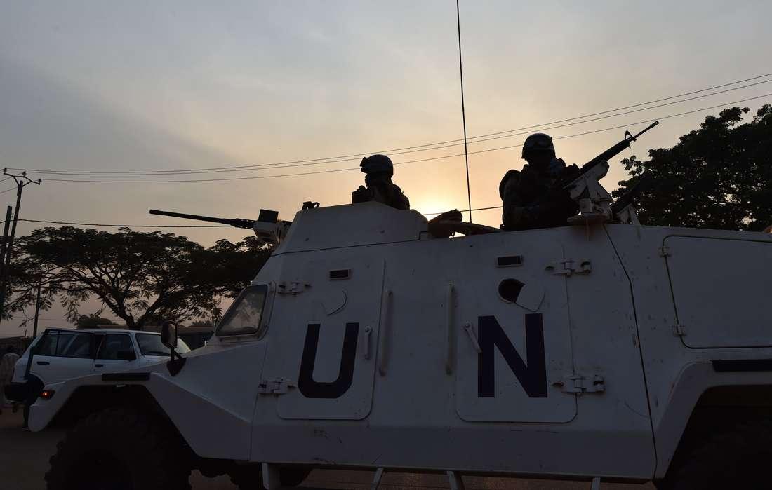 بان كي مون يندّد بمصرع جندي مغربي من قوات حفظ السلام بإفريقيا الوسطى