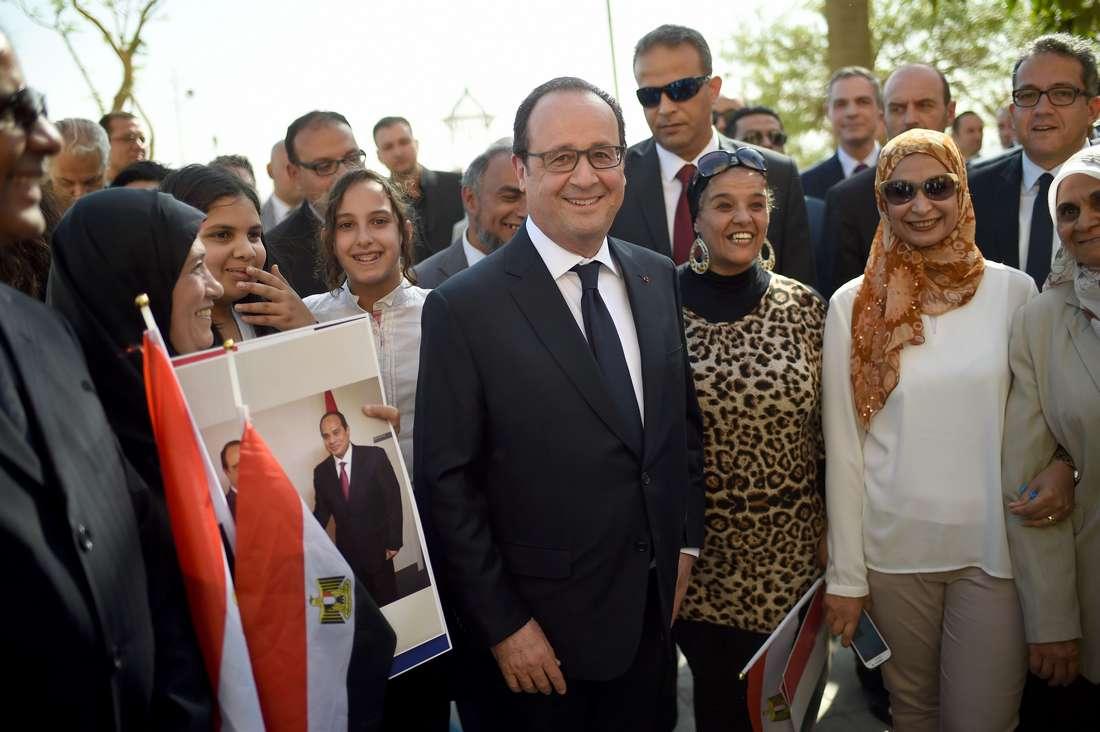 التلفزيون الفرنسي: مصر أضحت زبونًا خاصًا ووجهة جديدة للشركات الفرنسية
