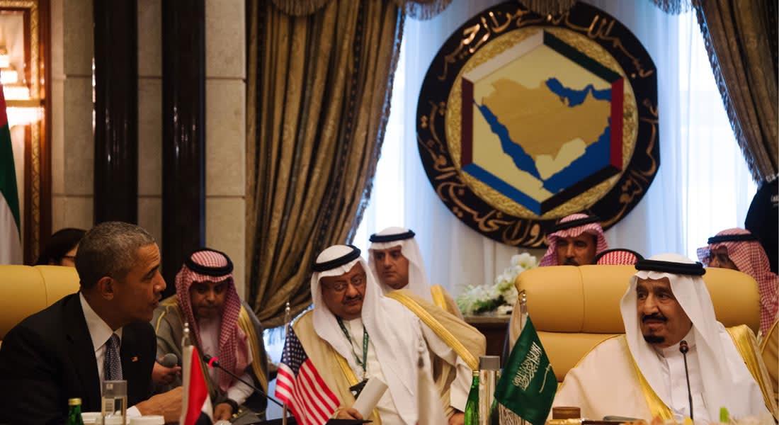 أوباما: ملتزمون بالتعاون الأمني والاقتصادي مع دول الخليج والعمل على استقرار المنطقة واحترام إيران لتعهداتها