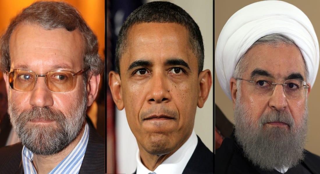 روحاني: حجز أمريكا لأموالنا قرصنة وسرقة في وضح النهار.. ولاريجاني: نملك الأدوات التي ستجعلهم يندمون
