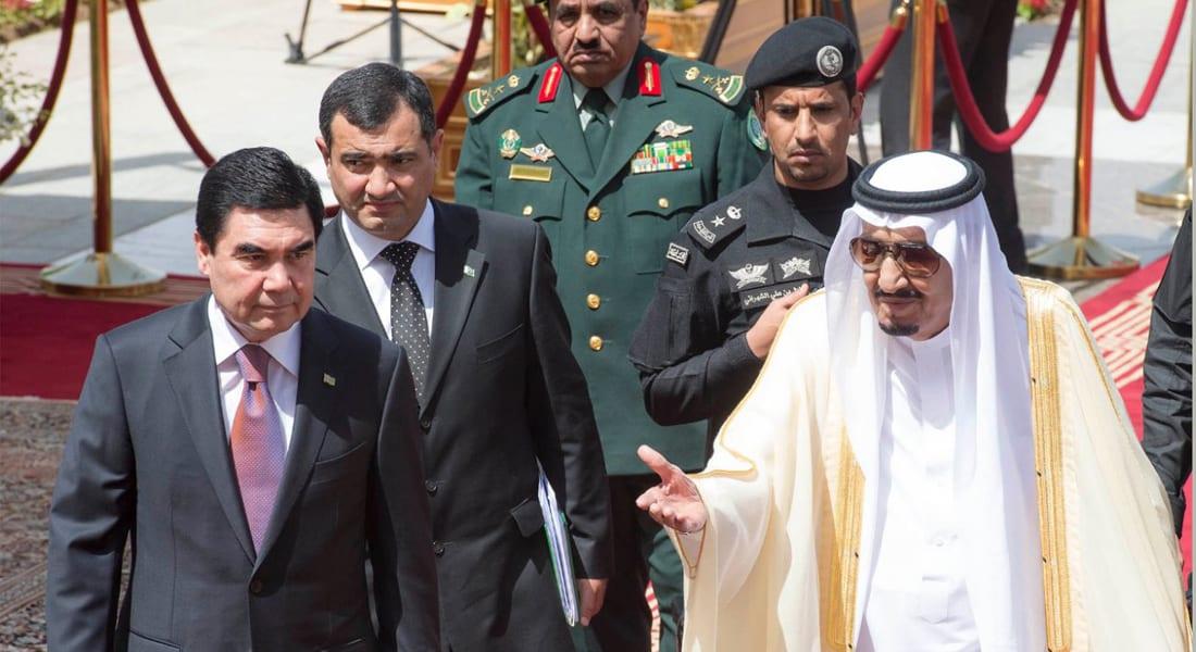 الملك سلمان يدعو إيران إلى التوقف عن التدخل في شؤون دول المنطقة ودعم الميليشيات المسلحة