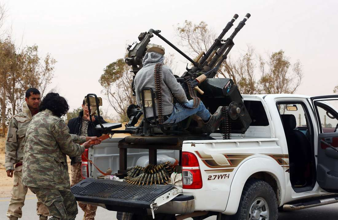 """يستفيد من اللاّ استقرار في ليبيا وتجنيد المقاتلين..""""داعش"""" يهدّد المنطقة المغاربية"""