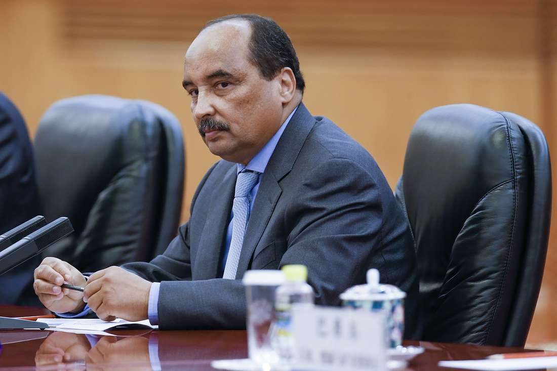 الرئيس الموريتاني يعلن عن تعديلات دستورية لا تشمل ضمان ولاية حُكم ثالثة