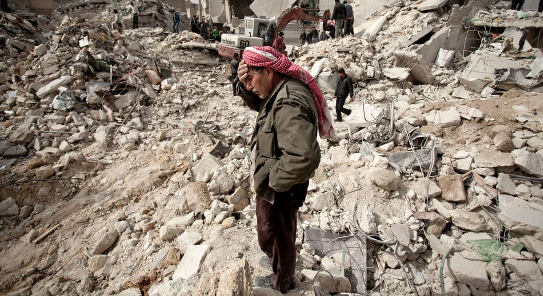 """خالد الشايع يبين 4 أمور تجب نحو المحاصرين بسوريا منها """"الاستنكار والدعاء"""""""