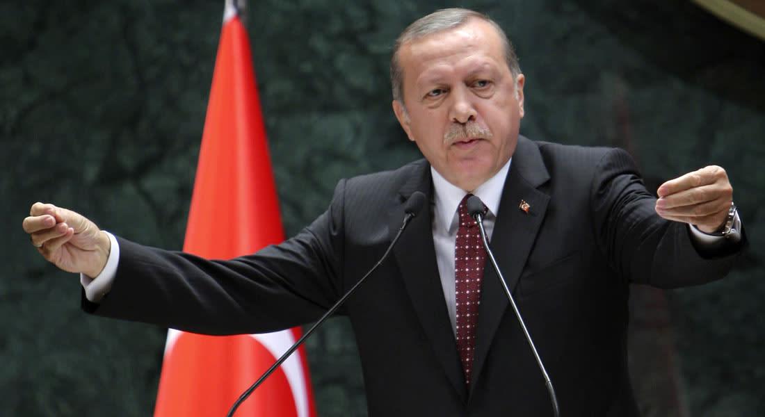أردوغان: ما يحدث في سوريا هو تصفية لحسابات قديمة.. وسقوط القذائف على كليس جزء من الحسابات