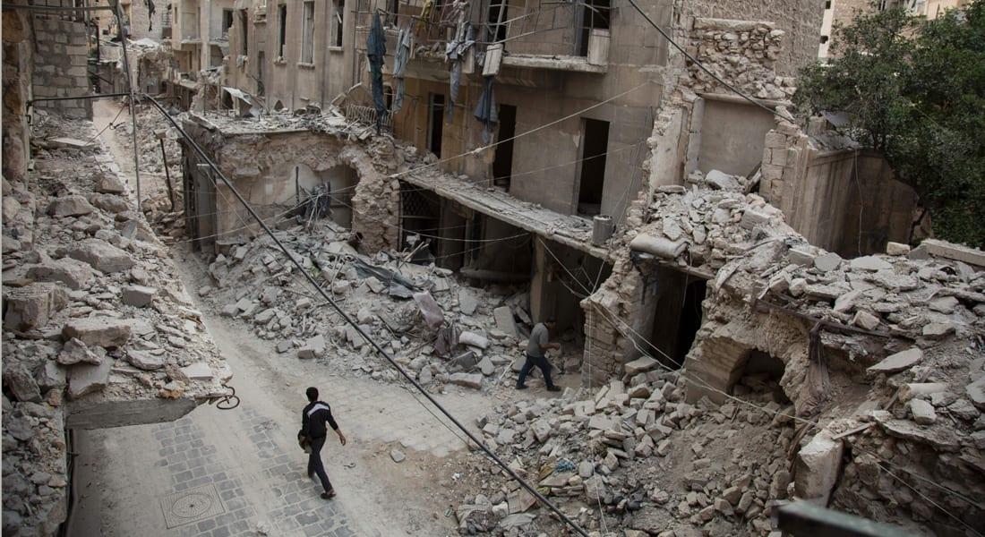 """شاهد.. روسيا تثير الجدل بنشر صورة من """"لعبة فيديو"""" عن أسلحة كيماوية في حلب"""