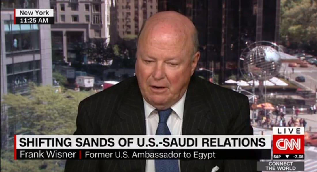 سفير أمريكا السابق بمصر يبين لـCNN أهمية السعودية: اعتمدنا عليها لعقود بالنفوذ وإمداد مستقر للنفط