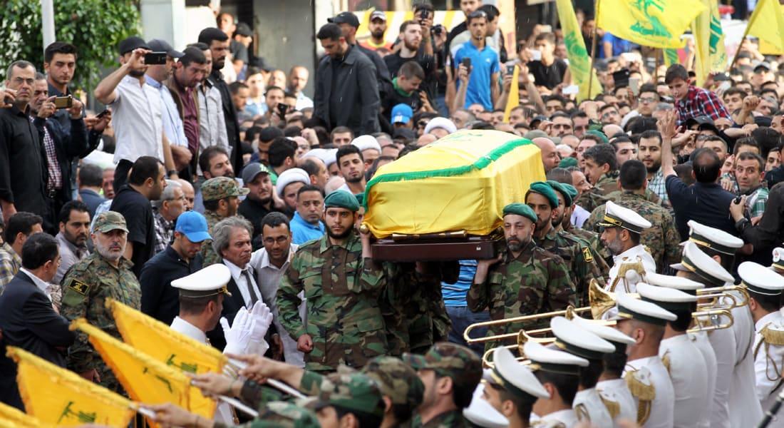 حزب الله يشيع مصطفى بدر الدين.. ونعيم قاسم: لن نقبل بانتصار الكفر على الإيمان والمقاومة ستبقى حاضرة